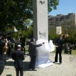 Parc Memorial al Holocaustului inaugurat la Sfântu Gheorghe